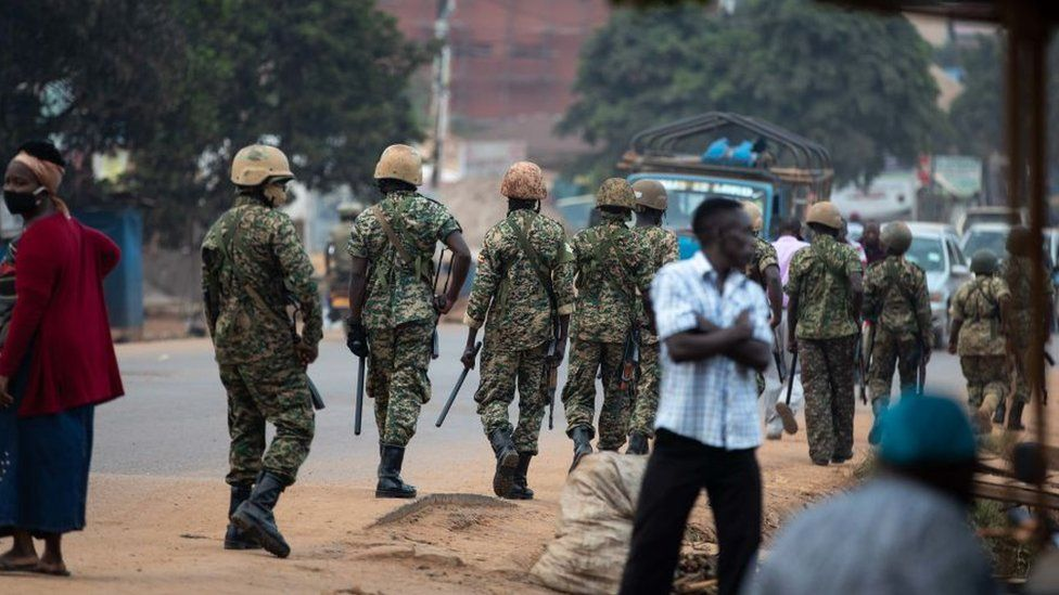 State of Security in Uganda is History Playback #UgandaNow